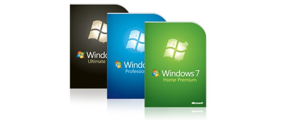 Windows 7 kommer med Chrome og Firefox