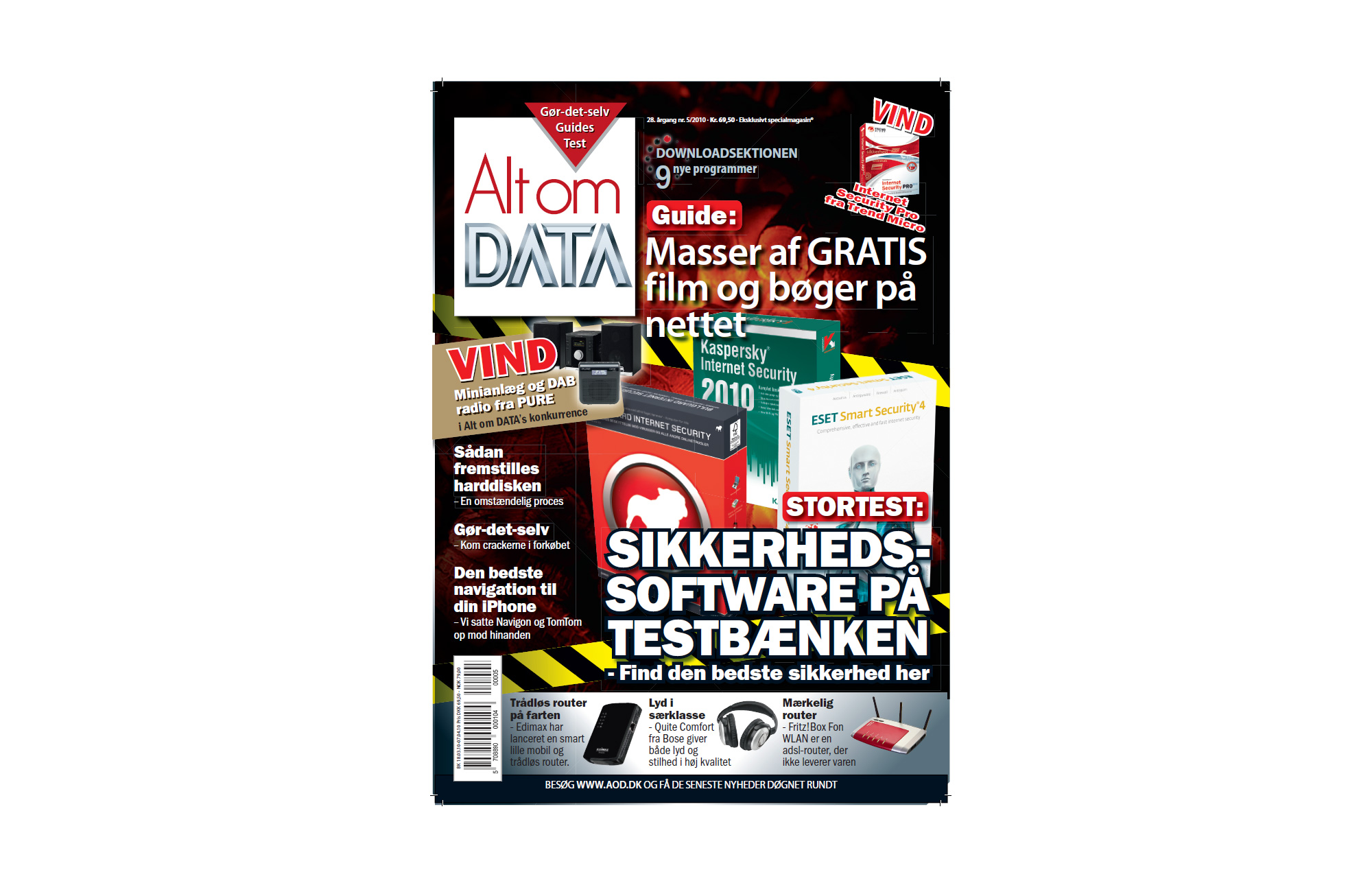 Links til Alt om DATA 05/2010