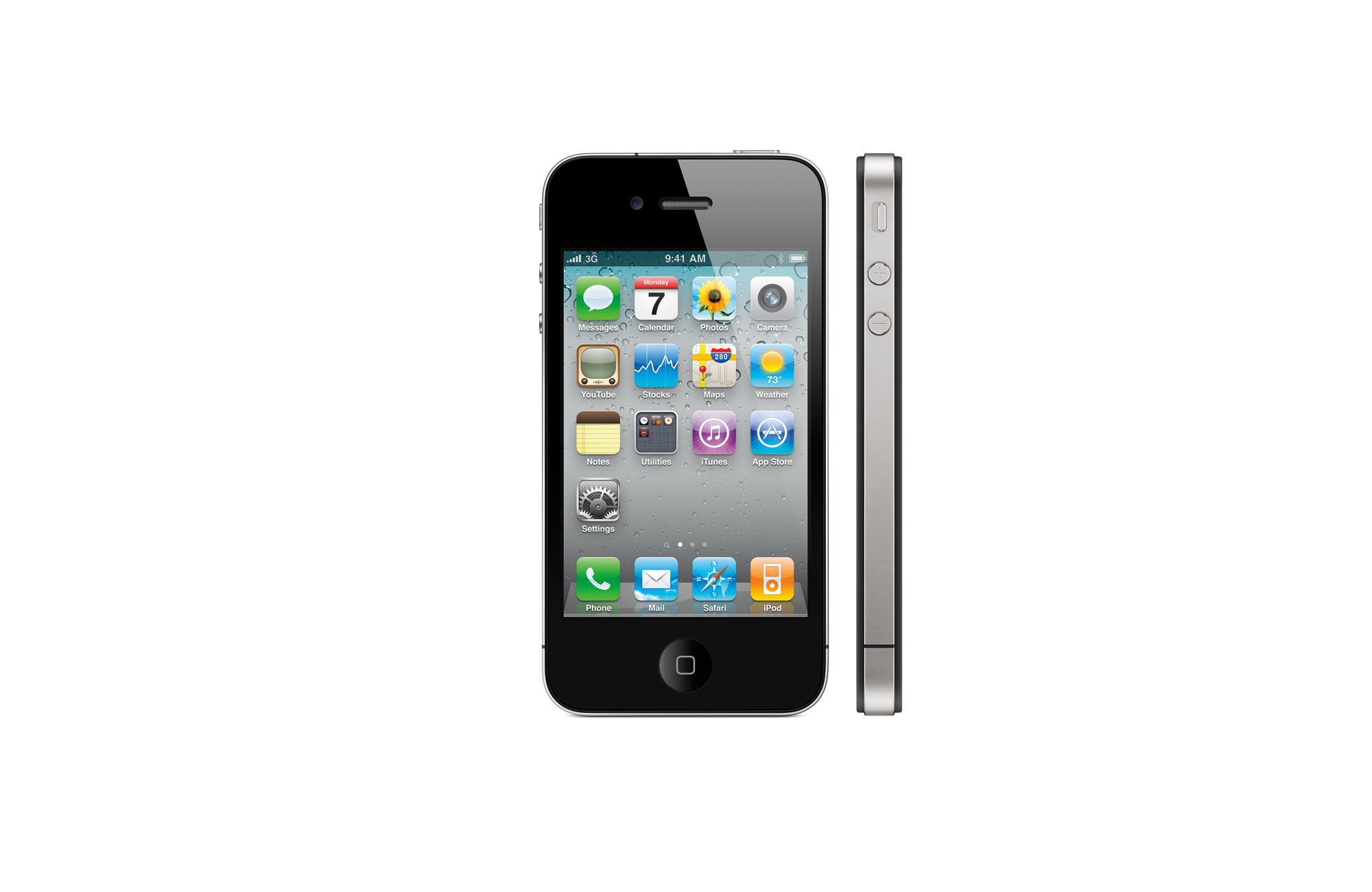 iphone 4 made in korea alt om data datatid techlife. Black Bedroom Furniture Sets. Home Design Ideas