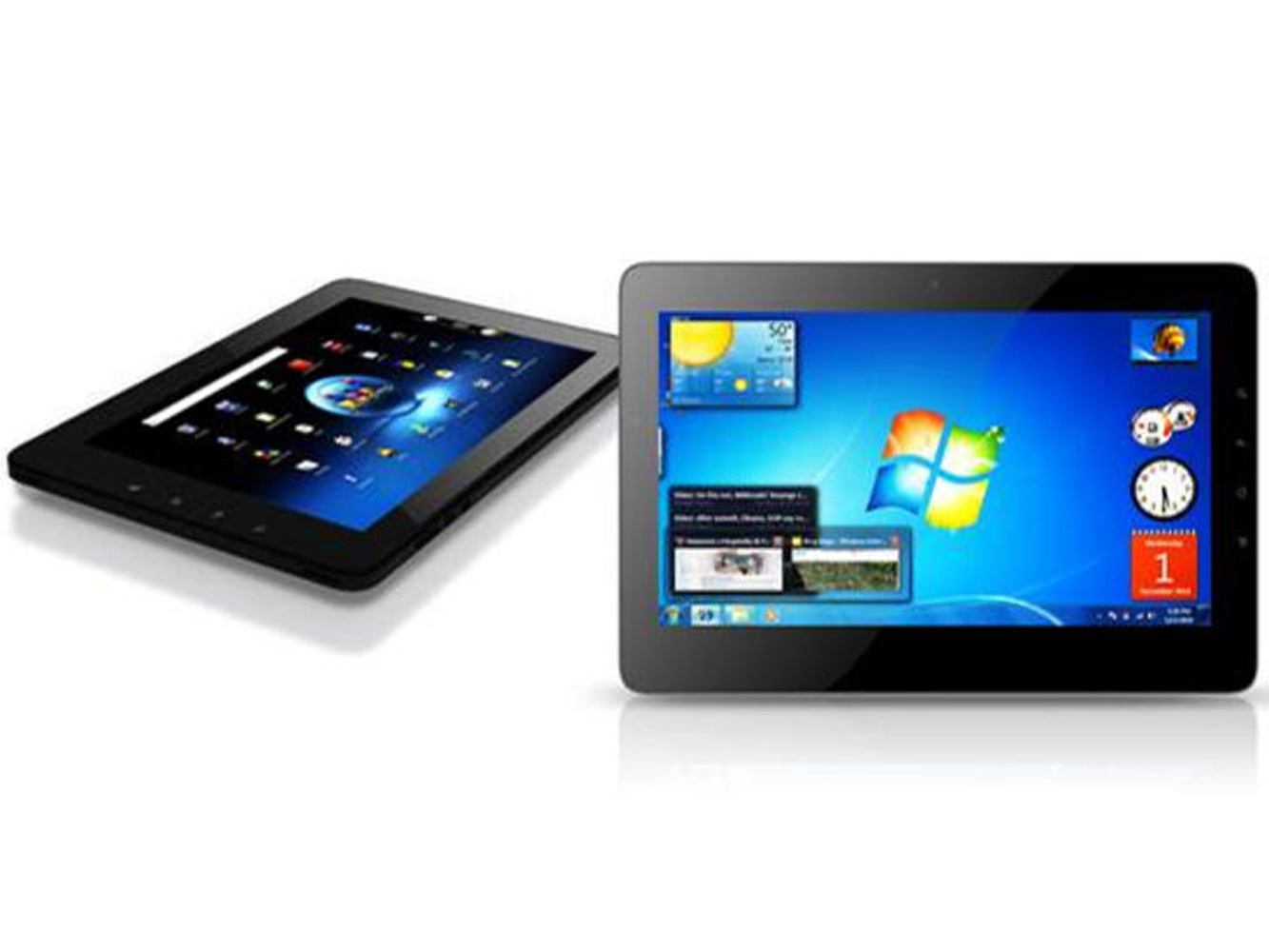 Windows og Android i samme tablet