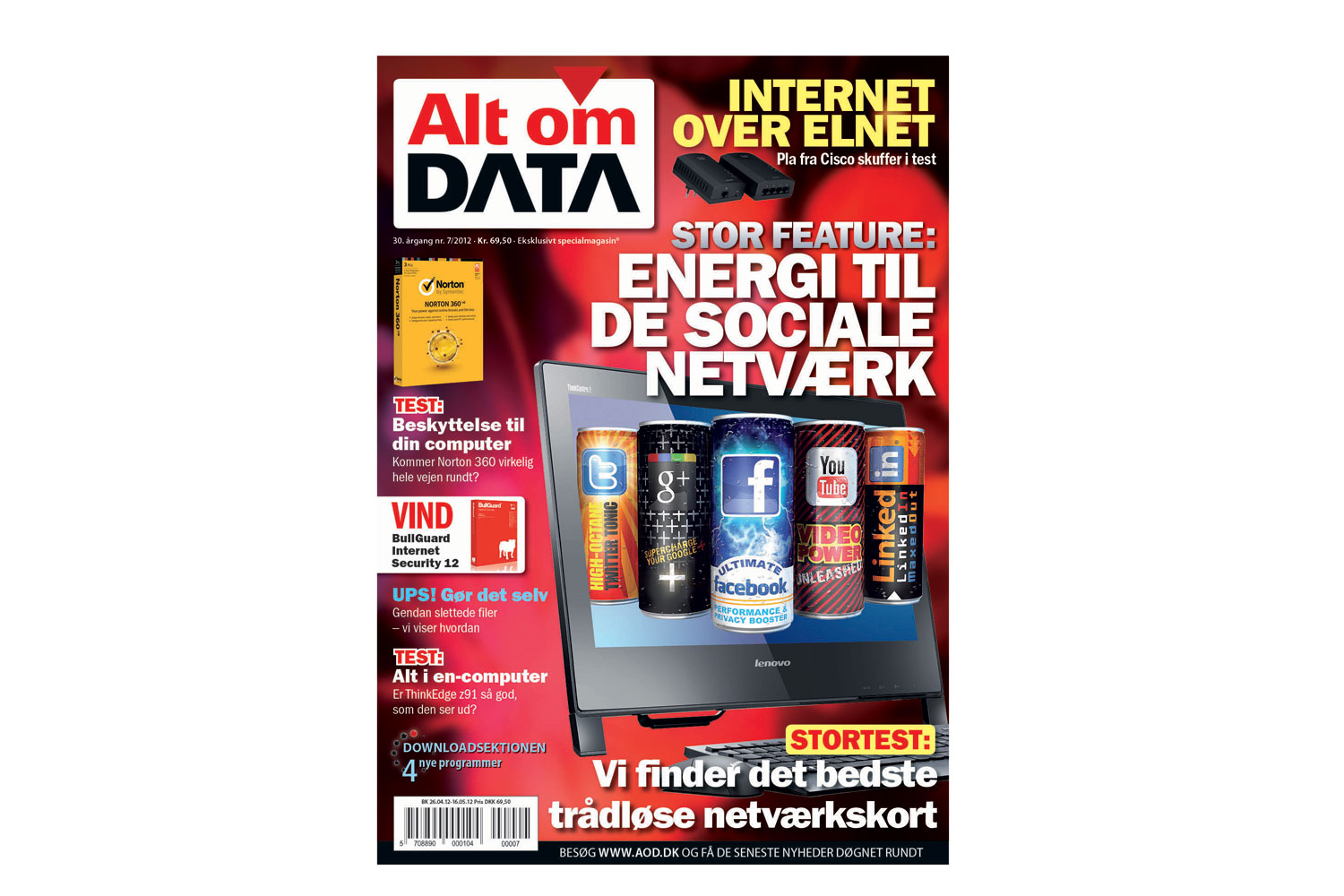 Links til Alt om DATA 7/2012