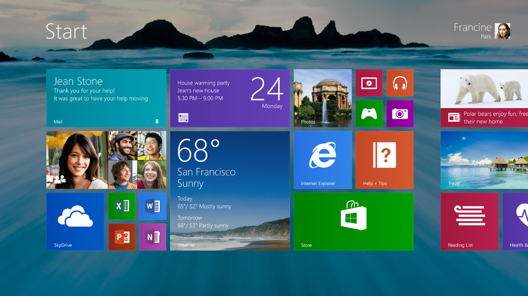 100 tips og tricks til Windows 8