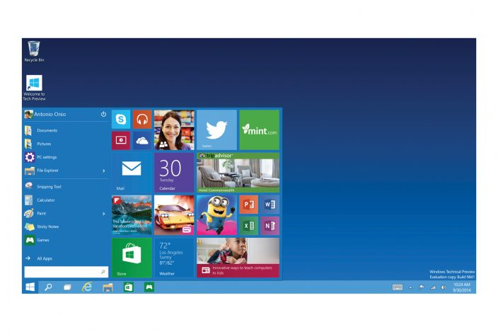 Windows 10: En frisk genstart