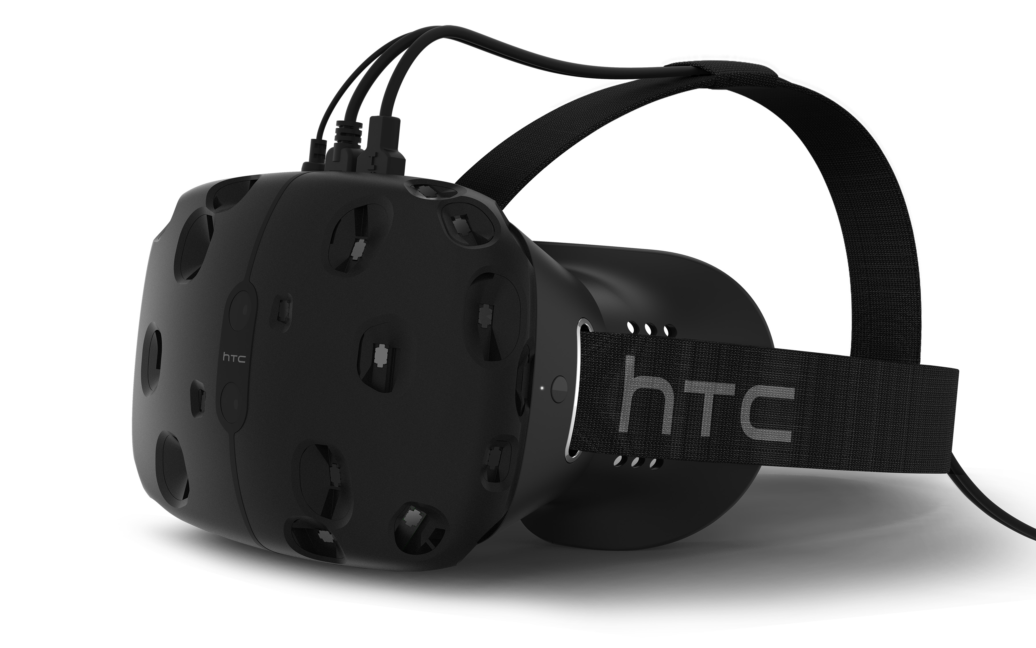 HTC kommer med virtual reality headset