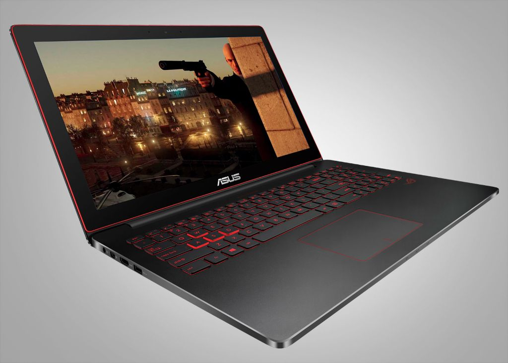 Test: Asus ROG501JW, power i små dimensioner