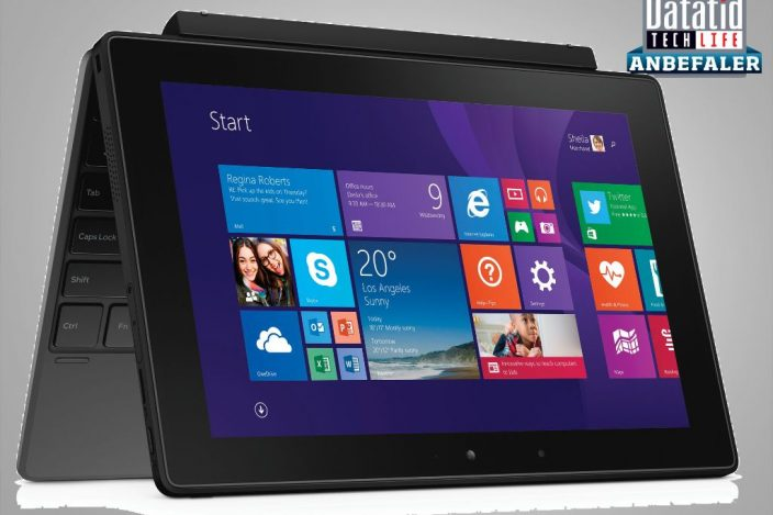 Test: Windows-tablet med muskler