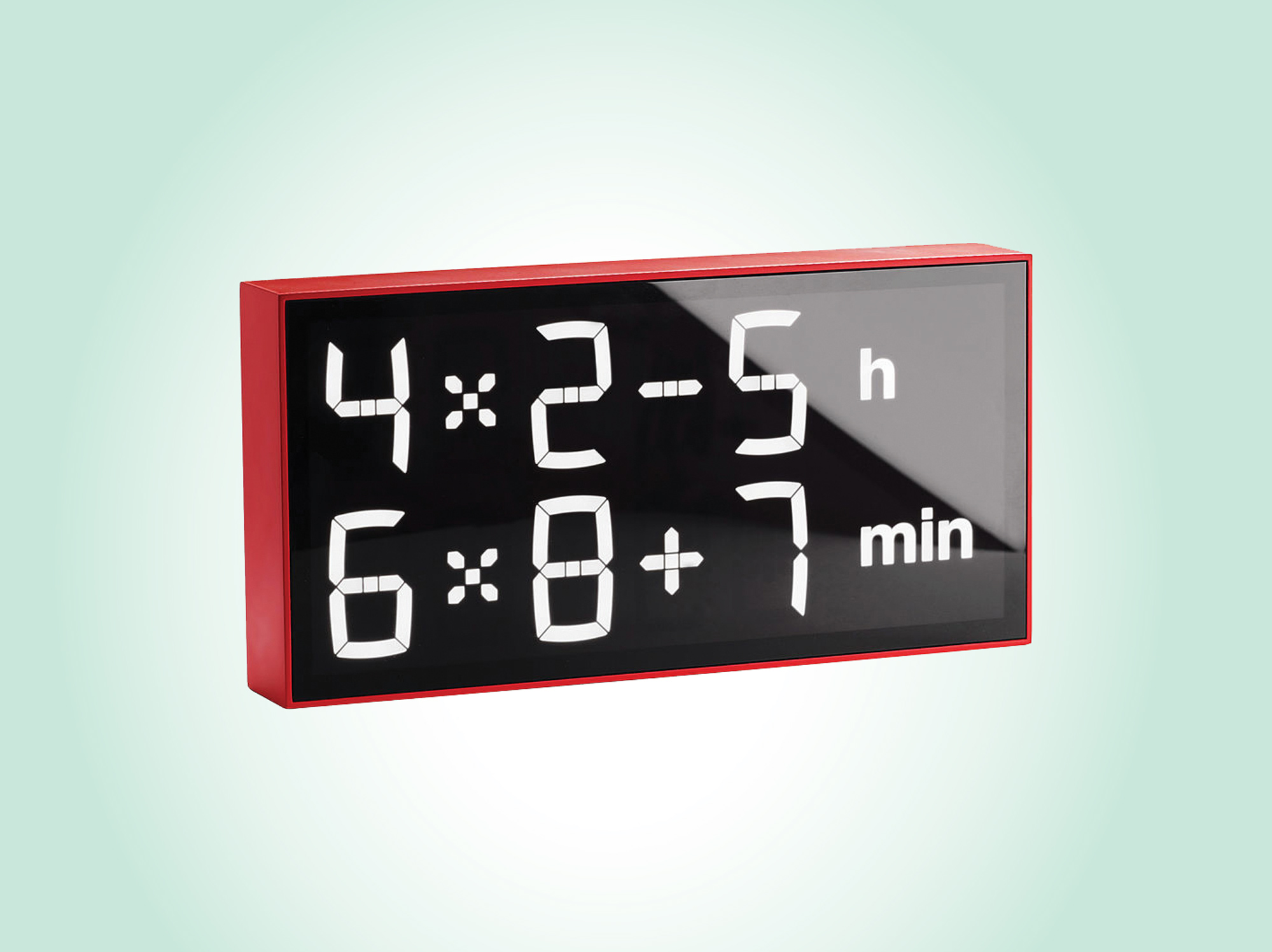 Albert Clock [TEST]: Matematisk ur holder din hjerne skarp