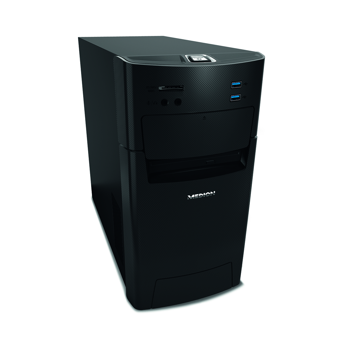Test: MD8836 byder på god hardware og drevplads til hot swappable harddisk
