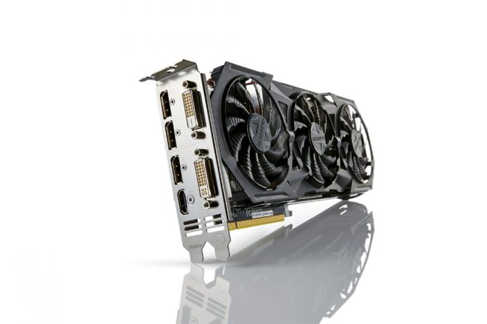 Test: Gigabyte GTX 970 G1 Gaming