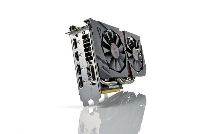 Test: Asus GTX 960 STRIX