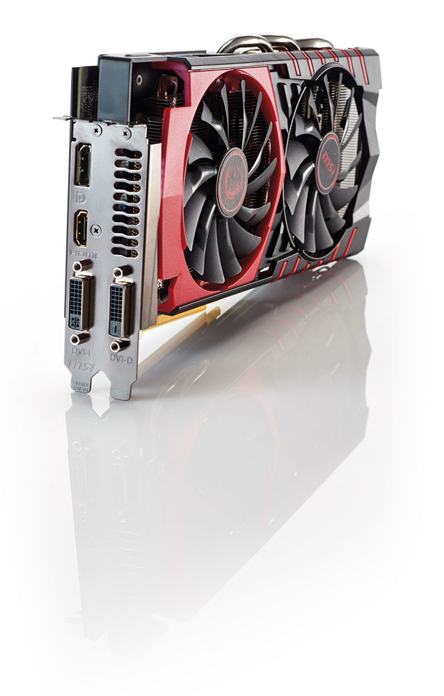 Test: MSI R9 380 Gaming 4G