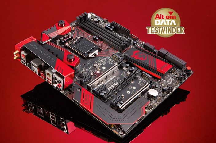 Test: MSI Z170A Gaming M7