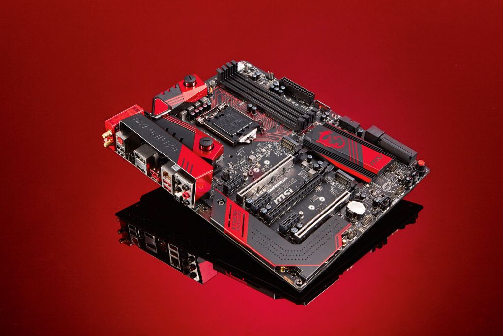 Test: MSI Z170A Gaming M9 ACK