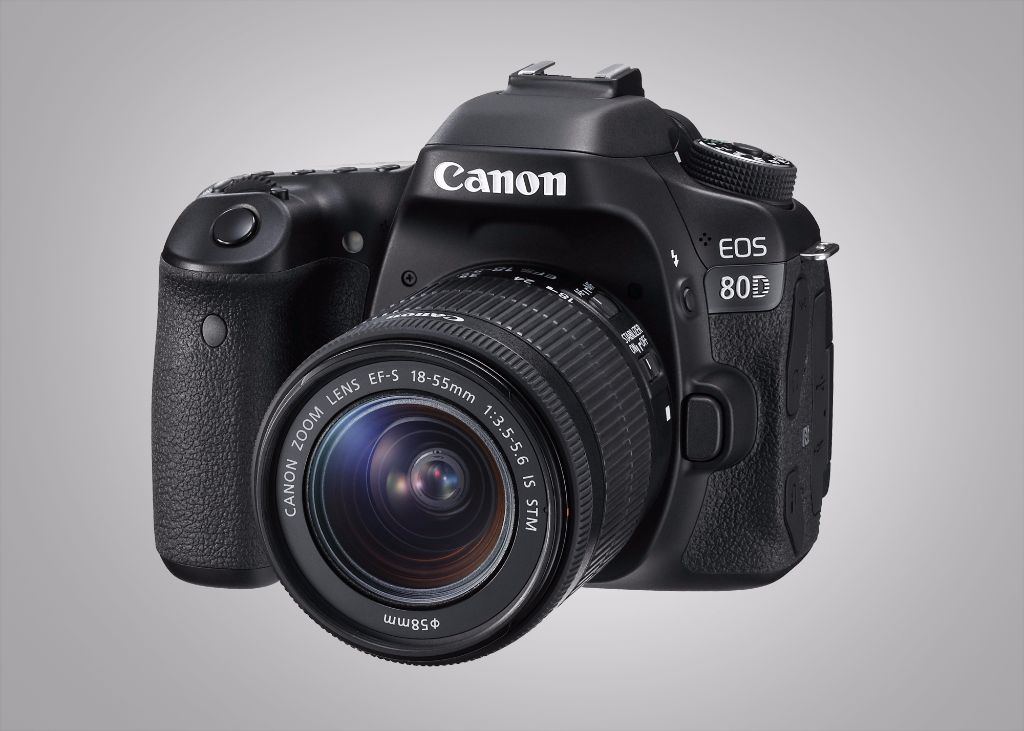 how to connect canon 80d to an android tablet