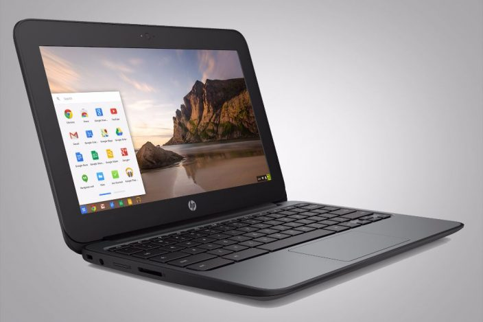 Billig Chromebook fra HP