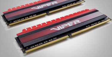 Patriot 16 GB (2 x 8 GB) Viper Red 2.400 MHz