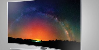 Samsung SUHD 4K Curved Smart TV JS9005