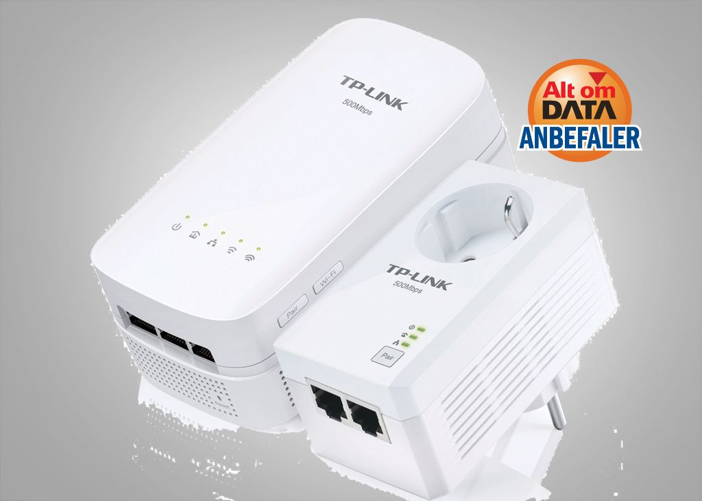 Test: TP-Link TL-WPA4530 Powerline Wi-Fi kit