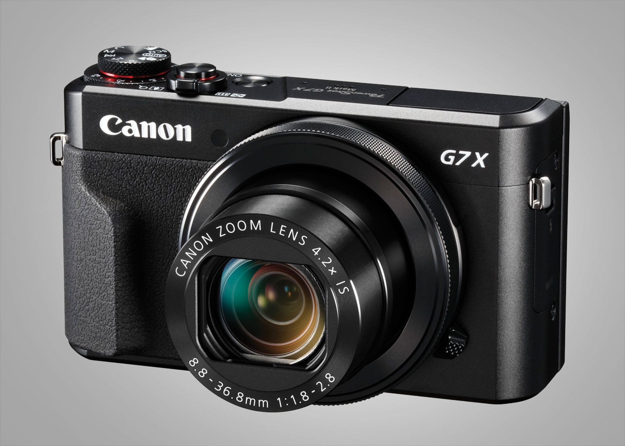Canon G7 Mark II