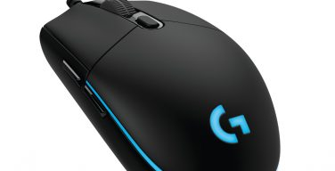 Logitech G Pro Gaming Mouse.