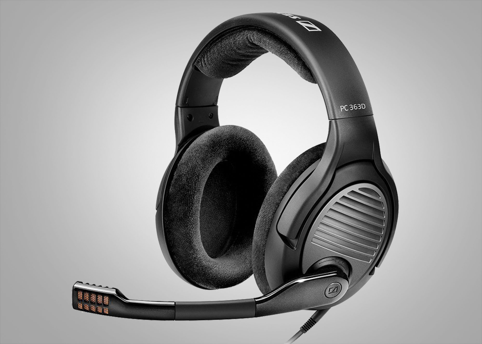 Test: Sennheiser PC363D