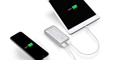 LogoPowerBank Fast Charger.