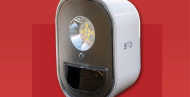 Arlo Security Light System.