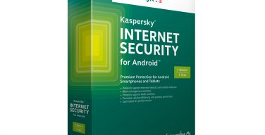 Kaspersky Internet Security for Android.