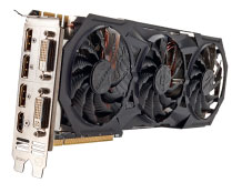 Test: Gigabyte GeForce GTX 970 Windforce 3X