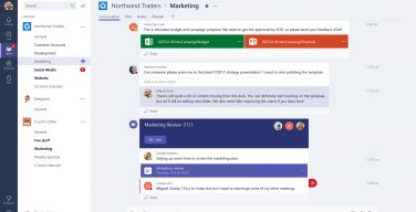 Microsoft Teams.