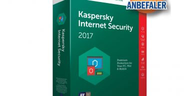 Kaspersky Internet Security 2017.