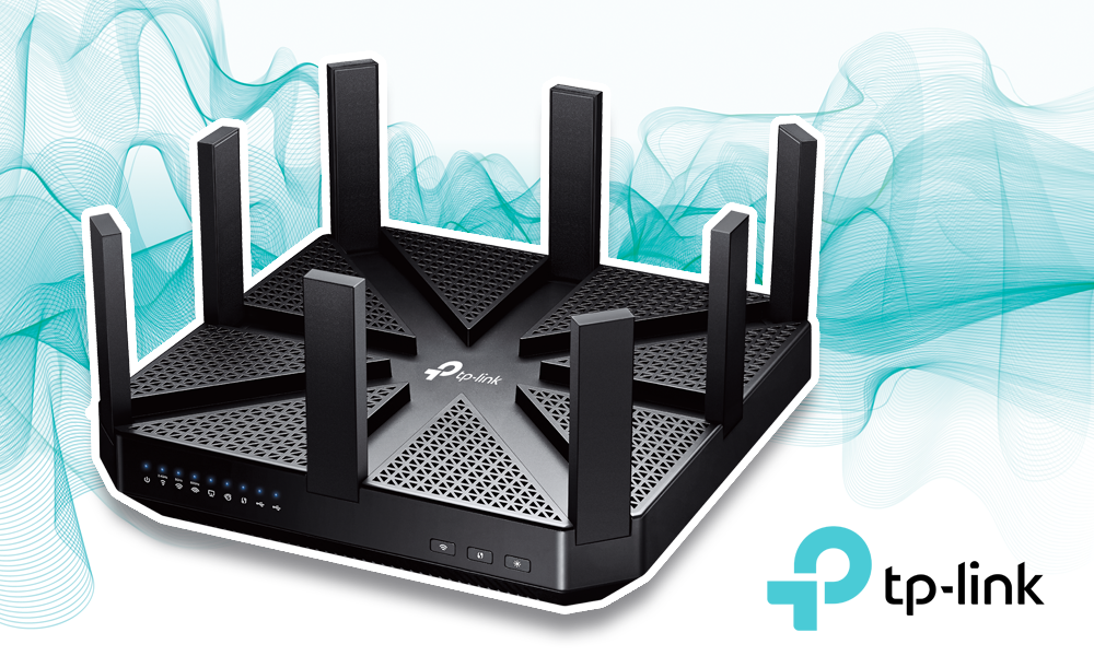 TP-Link Archer C5400 - Alt om DATA, Datatid TechLife