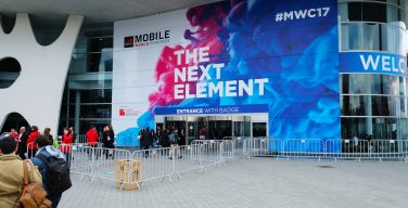 Mobile World Congress 2017.