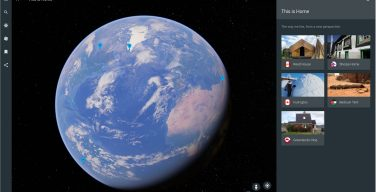 Google Earth Chrome.