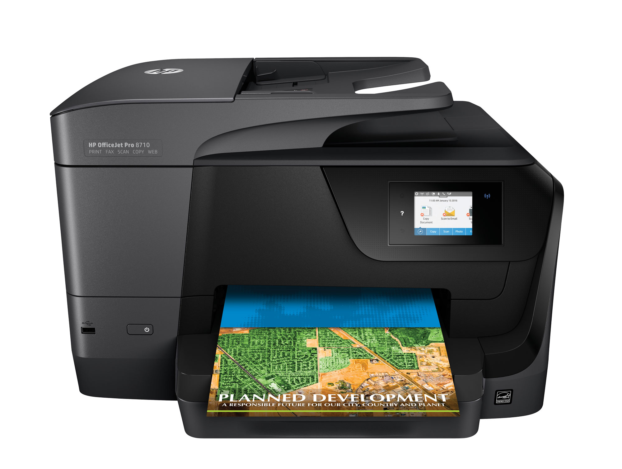 HP OfficeJet Pro 8710 [Test]