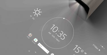 Sony Xperia Touch.