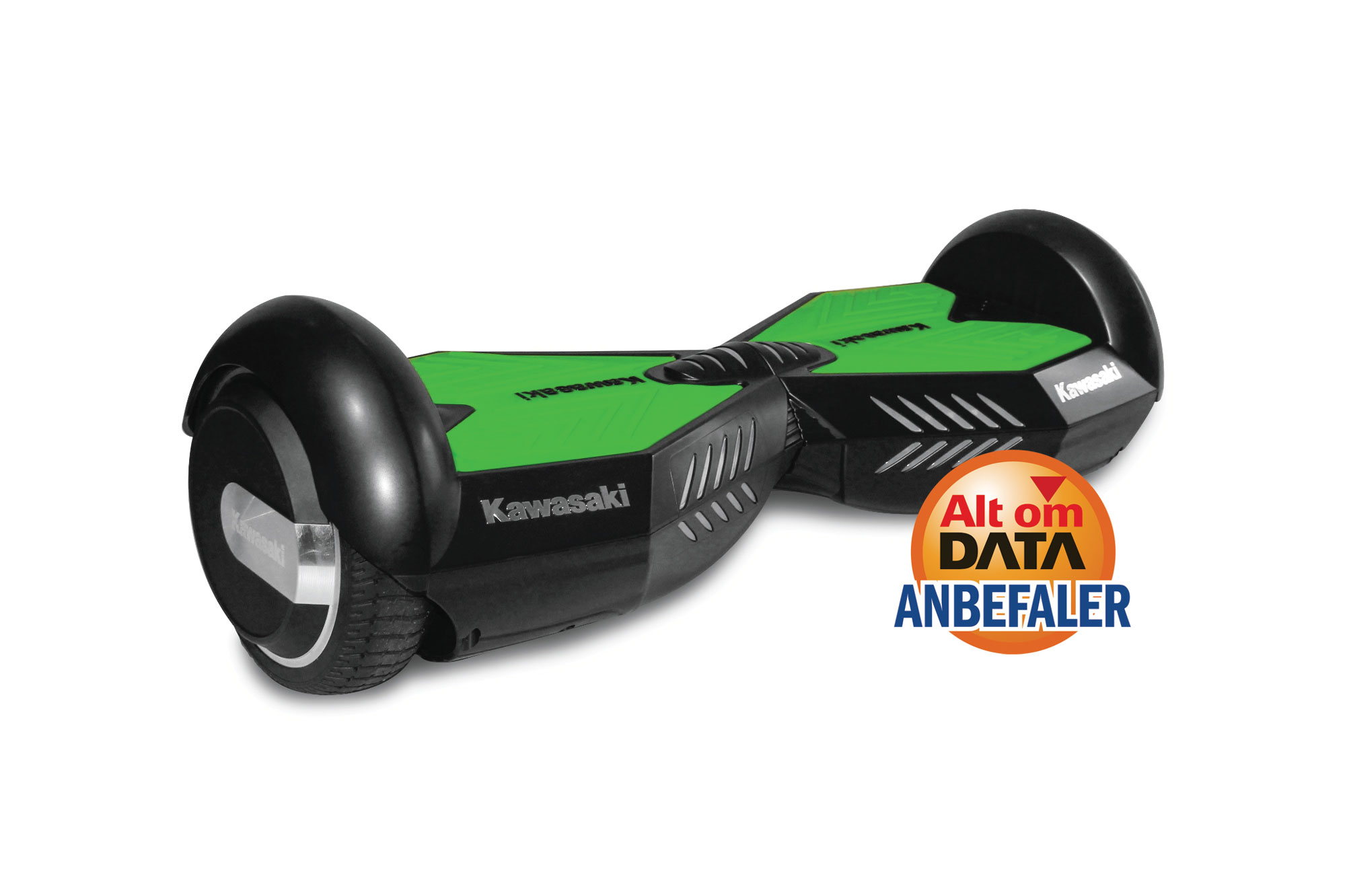 hoverboard kawasaki test sv v afsted over asfalten. Black Bedroom Furniture Sets. Home Design Ideas