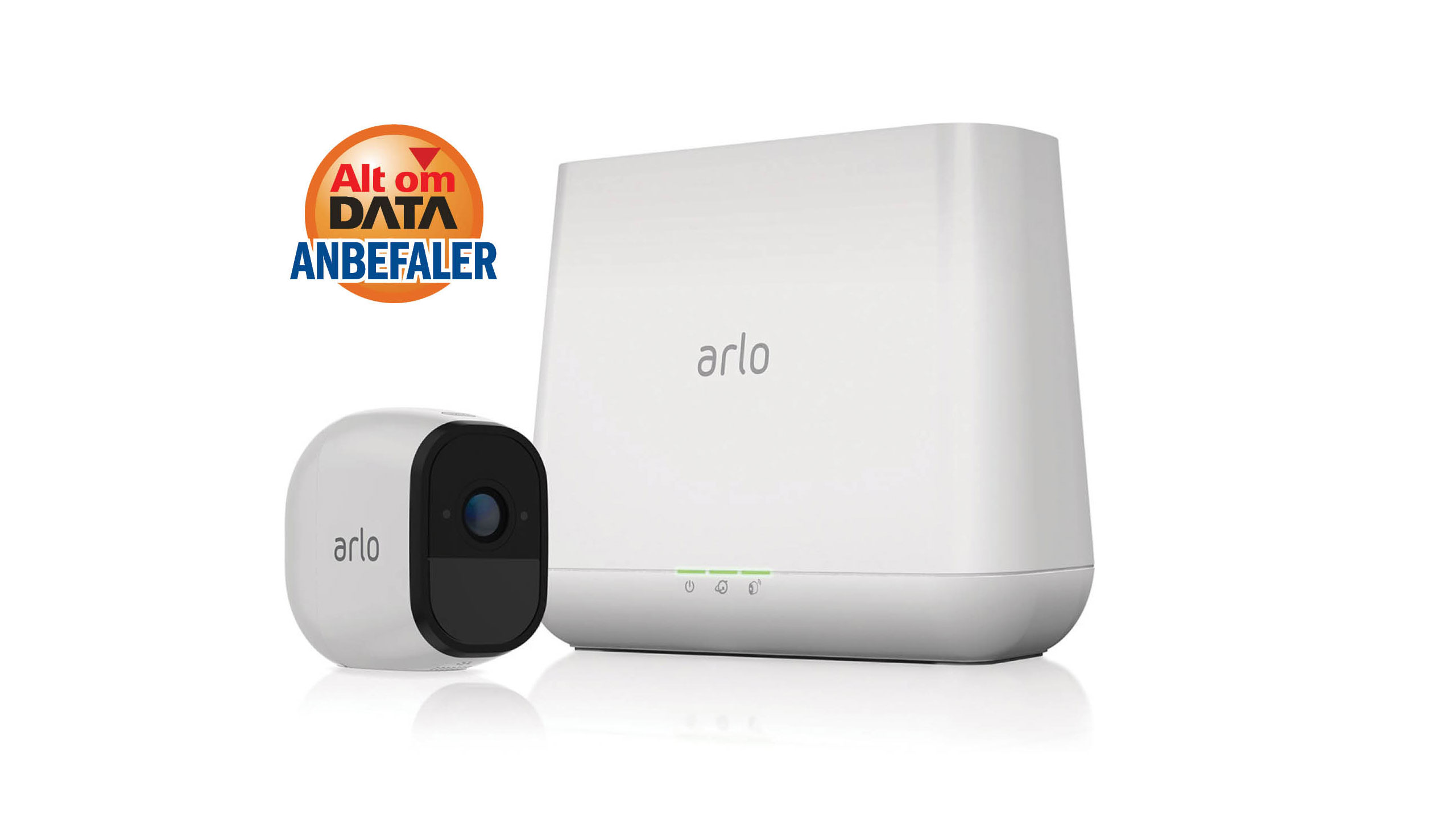 netgear arlo pro wms4130 test kabelfri videooverv gning. Black Bedroom Furniture Sets. Home Design Ideas