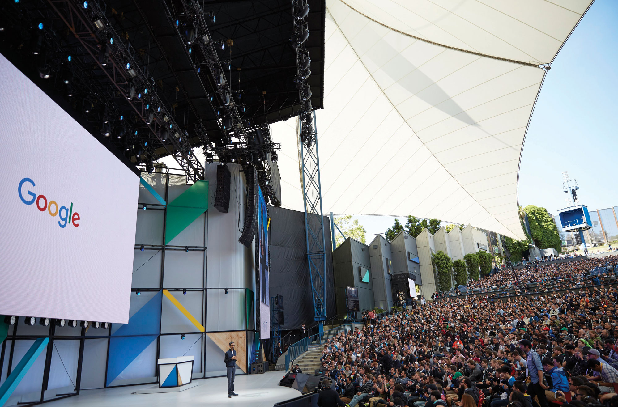 Trends hos Google I/O 2017