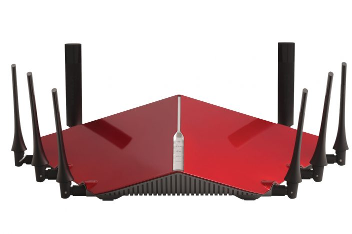 D-Link DIR-895L AC 5300 [TEST]: Router for de farthungrende