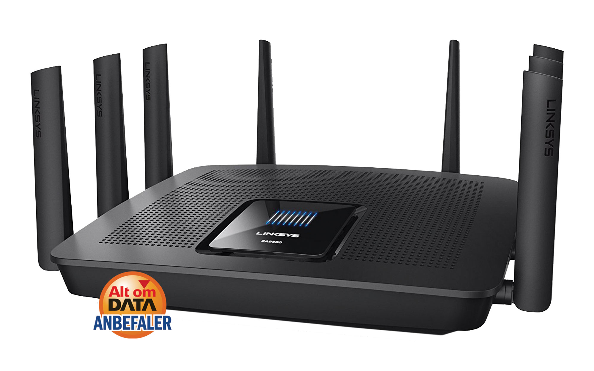 Linksys EA9500 Max-Stream AC5400 [TEST]: Router med rigelig kapacitet