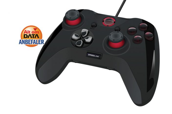 SpeedLink Quinox Pro USB Gamepad [TEST]: Alsidig controller til pc-gameren