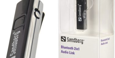 Sandberg Bluetooth 2in1 Audio Link.