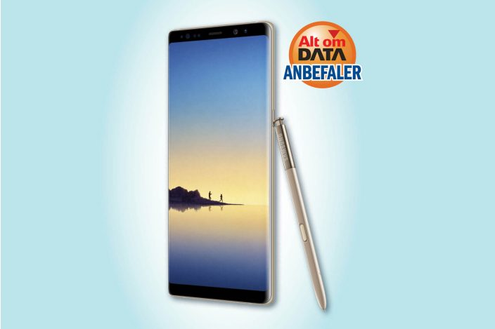 Samsung Galaxy Note8 [TEST]: Galaksens bedste mobil