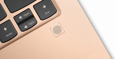 Yoga 920 fingerprint reader.