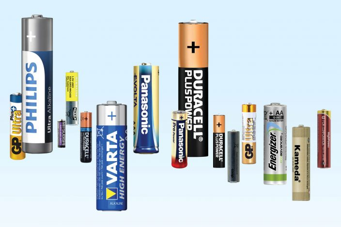 The Great Danish Battery Contest [TEST]: All AAA batteries are not created equal