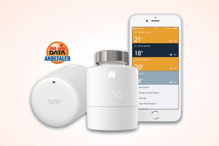Tado Smart Radiator Thermostat [TEST]: Din radiator bliver klog