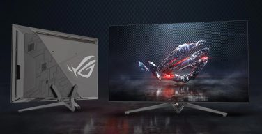 Asus ROG Swift PG65 Big Format Gaming Display.