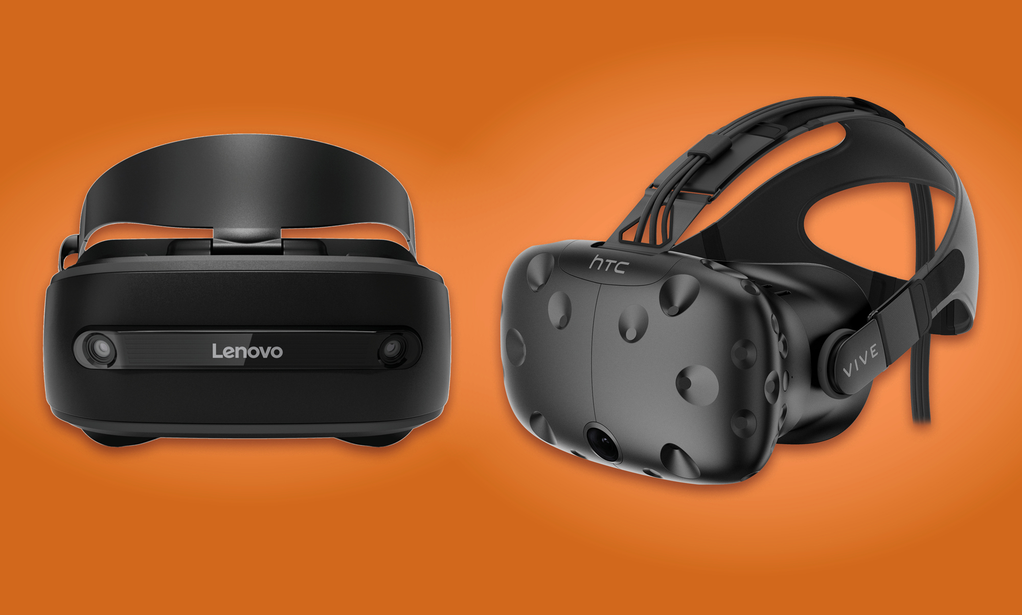HTC Vive og Lenovo Explorer [TEST]: Virtual reality på Windows-pc'en