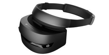 HP Mixed Reality Headset